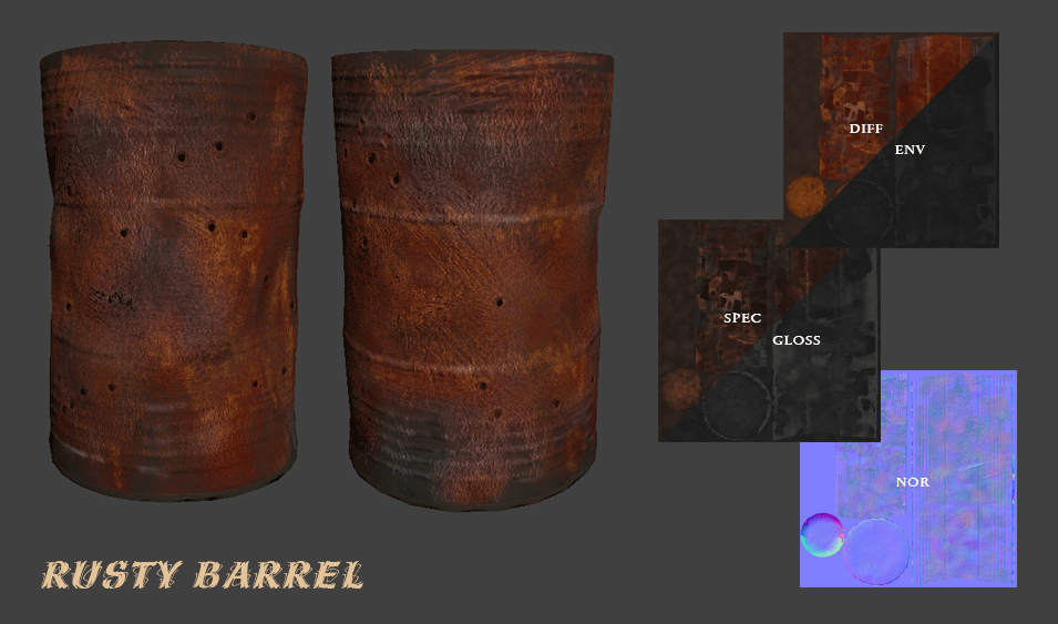 RustyBarrel
